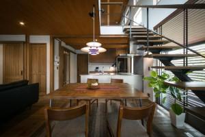 ネッツデザイン風の家
